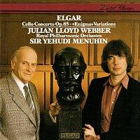 Yehudi Menuhin, Julian Lloyd Webber, Royal Philharmonic Orchestra – Elgar: Cello Concerto; Enigma Variations