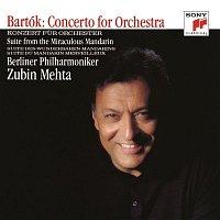 Zubin Mehta – Bartók: Concerto for Orchestra & The Miraculous Mandarin
