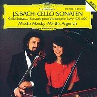 Mischa Maisky, Martha Argerich – Bach, J.S.: Cello Sonatas BWV 1027-1029