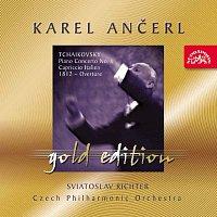 Česká filharmonie, Karel Ančerl – Ančerl Gold Edition 20. Čajkovskij: Koncert pro klavír a orch. b moll, Italské capriccio, Slavnostní předehra