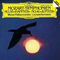 """Přední strana obalu CD Mozart: Symphonies Nos.35 """"Haffner"""" & 41 """"Jupiter"""""""