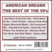 Dinah Shore – American Dreams - The Best of the 50's