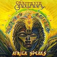 Přední strana obalu CD Africa Speaks