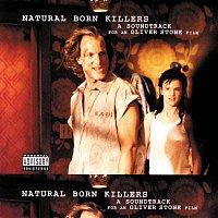 Přední strana obalu CD Natural Born Killers