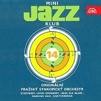 Originální pražský synkopický orchestr (OPSO) – Mini jazz klub č. 14