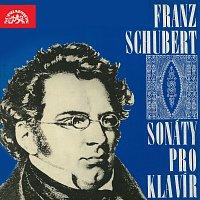 Přední strana obalu CD Schubert: Sonáty pro klavír