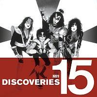 Přední strana obalu CD Discoveries