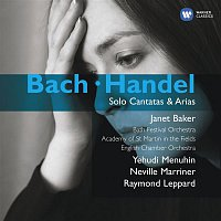 Sir Neville Marriner, Dame Janet Baker, Raymond Leppard, Yehudi Menuhin – Bach & Handel: Solo Cantatas & Arias