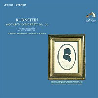 Arthur Rubinstein, RCA Victor Symphony Orchestra, Wolfgang Amadeus Mozart, Alfred Wallenstein – Mozart: Piano Concerto No. 20 in D Minor, K. 466 - Haydn: Andante and Variations in F Minor, Hob. XVII:6