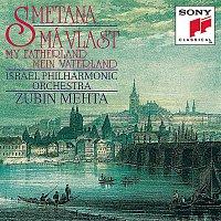 Zubin Mehta, Israel Philharmonic Orchestra, Bedřich Smetana – Smetana:  Ma Vlast (My Fatherland)