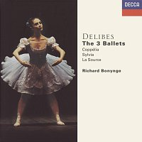 The National Philharmonic Orchestra, New Philharmonia Orchestra, Richard Bonynge – Delibes: The Three Ballets