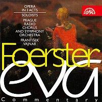 Symfonický orchestr Čs. rozhlasu v Praze, Leo Marian Vodička – Foerster: Eva. Opera o 3 dějstvích