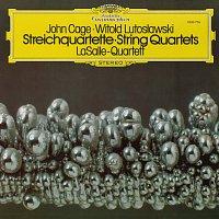 LaSalle Quartet – Lutoslawski: String Quartet (1964) / Penderecki: Quartetto per archi (1960) / Mayuzumi: Prelude for String Quartet (1961) / Cage: String Quartet in Four Parts (1950)