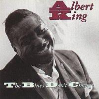 Přední strana obalu CD The Blues Don't Change