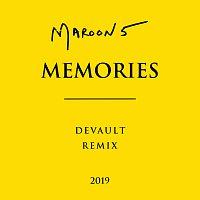 Přední strana obalu CD Memories [Devault Remix]