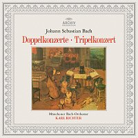 Munich Bach Orchestra, Karl Richter – Bach: Concerto BWV 1055R, Double Concertos BWV 1043, 1060, 1060R, Triple Concerto BWV 1064R