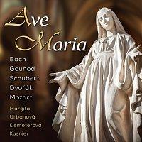 Přední strana obalu CD Ave Maria