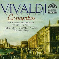 Vivaldi: Koncerty pro dvoje housle, smyčcový orchestr a basso continuo