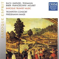 Trompeten Consort Friedemann Immer, Anonymous, Matthias Nagel, Eckhard Leue – Baroque Trumpet Music