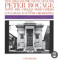 Peter Bocage With His Creole Serenaders, The Love-Jiles Ragtime Orchestra – New Orleans: The Living Legends