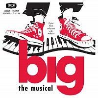Přední strana obalu CD Big