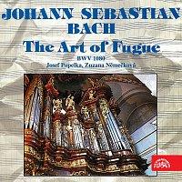 Johann Sebastian Bach, Josef Popelka, Zuzana Němečková – Bach: Umění fugy