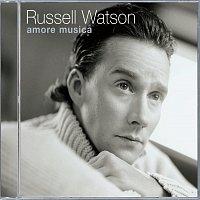 Přední strana obalu CD Amore Musica