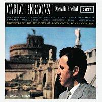 Carlo Bergonzi, Orchestra dell'Accademia Nazionale di Santa Cecilia – Carlo Bergonzi Recital