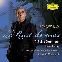 Přední strana obalu CD Leoncavallo: La Nuit de mai - Opera Arias & Songs