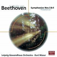 Gewandhausorchester Leipzig, Kurt Masur – Beethoven: Symphonies Nos.5 & 6