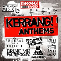 Various Artists.. – Kerrang! Anthems
