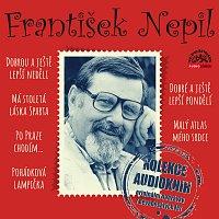 Přední strana obalu CD František Nepil - Kolekce audioknih