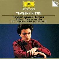 "Yevgeny Kissin – Schubert: ""Wanderer"" Fantasia / Brahms: Fantasien op.116 / Liszt: Hungarian Rhapsody No.12"