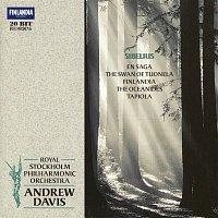 Royal Stockholm Philharmonic Orchestra, Sir Andrew Davis – Sibelius: Tapiola, Oceanides, En Saga, Swan of Tuonela