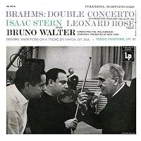 Bruno Walter, Leonard Rose, Ludwig van Beethoven, Walter Hendl, New York Philharmonic Orchestra, John Corigliano – Brahms: Double Concerto in A Minor, Op. 102 & Beethoven: Triple Concerto in C Major, Op. 56