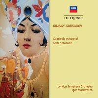 Igor Markevich, London Symphony Orchestra, Erich Gruenberg – Rimsky-Korsakov: Scheherazade; Capriccio espagnol