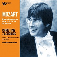 Christian Zacharias & Radio-Sinfonieorchester Stuttgart & Sir Neville Marriner – Mozart: Piano Concertos Nos. 5, 6, 11, 16, 17, 18 & 19
