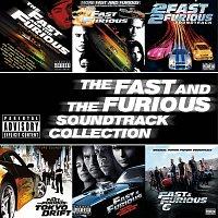 Přední strana obalu CD The Fast And The Furious Soundtrack Collection