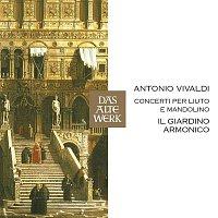 Il Giardino Armonico – Vivaldi : Concertos for Lute and Mandolin (DAW 50)