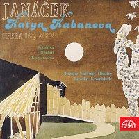 Přední strana obalu CD Janáček : Káťa Kabanová. Opera o 3 dějstvích - komplet