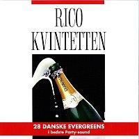 Rico Kvintetten – 28 Danske Evergreens