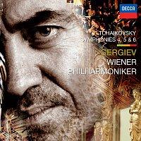 Wiener Philharmoniker, Valery Gergiev – Tchaikovsky: Symphonies Nos.4-6