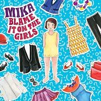 Přední strana obalu CD Blame It On The Girls