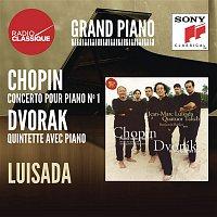 Jean-Marc Luisada, Quatuor Talich, Antonín Dvořák – Chopin: Concerto 1 / Dvorak: Quintette - Luisada