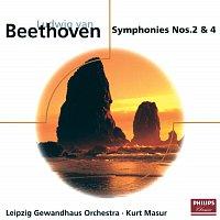 Gewandhausorchester Leipzig, Kurt Masur – Beethoven: Symphonies Nos.2 & 4
