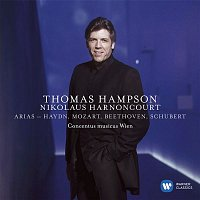 Thomas Hampson – Arias by Haydn, Mozart, Beethoven & Schubert