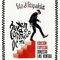 Fito y Fitipaldis – Huyendo conmigo de mí (Edición Directo Las Ventas 2015)