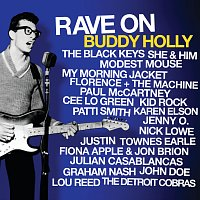 Různí interpreti – Rave On Buddy Holly [Bonus Track Version]