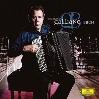 Přední strana obalu CD Richard Galliano - Bach