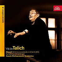 Česká filharmonie, Václav Talich – Talich Special Edition 4. Mozart: Koncertantní symfonie K 297b, Symfonie Es dur K 543